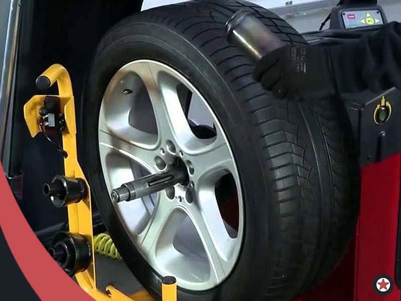 Картинка балансировка колёс